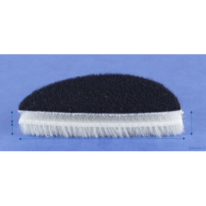 DLW3D micro wool pad