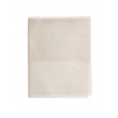 Gaze de coton blanchi
