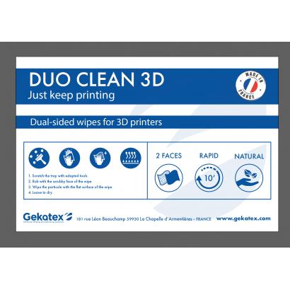 Duo clean 3D